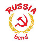 rusija bend - logo