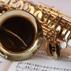 saksofon svadbe